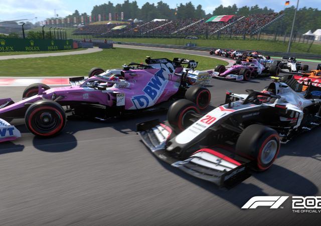 F1 2020 Hungary Screen 01 4K