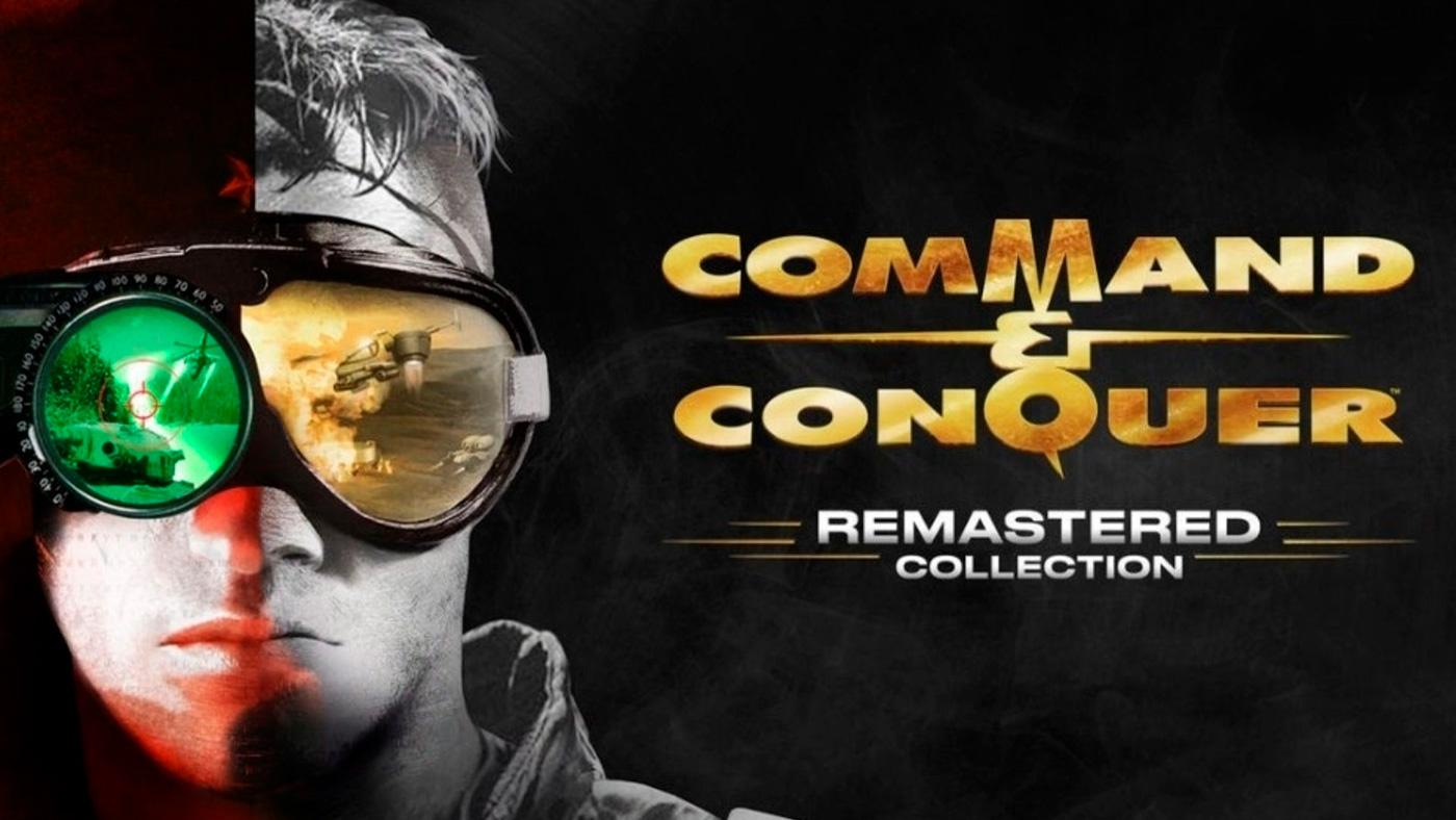 command e conquer remastered collection ja esta disponivel na steam e origin