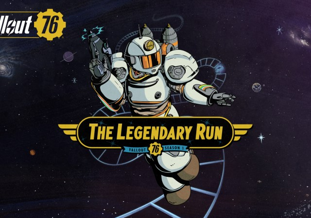 FO76 Summer Updates The Legendary Run Artwork