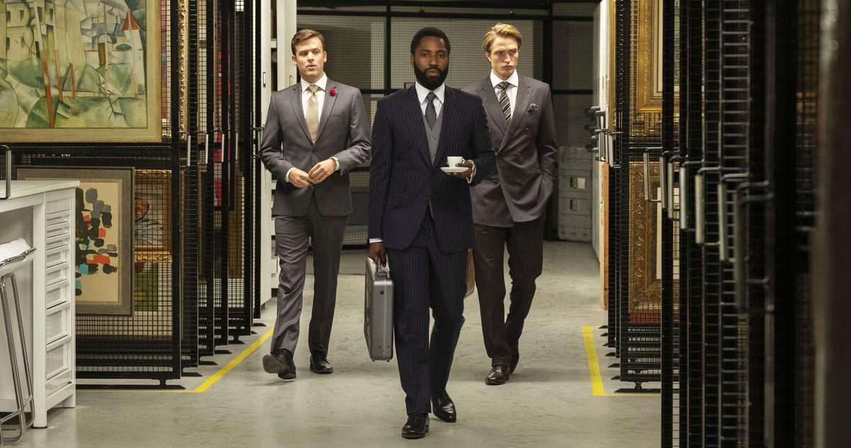 A Warner Bros. Pictures divulgou um vídeo inédito com conteúdo especial dos bastidores de Tenet, próximo filme do aclamado diretor Christopher Nolan.