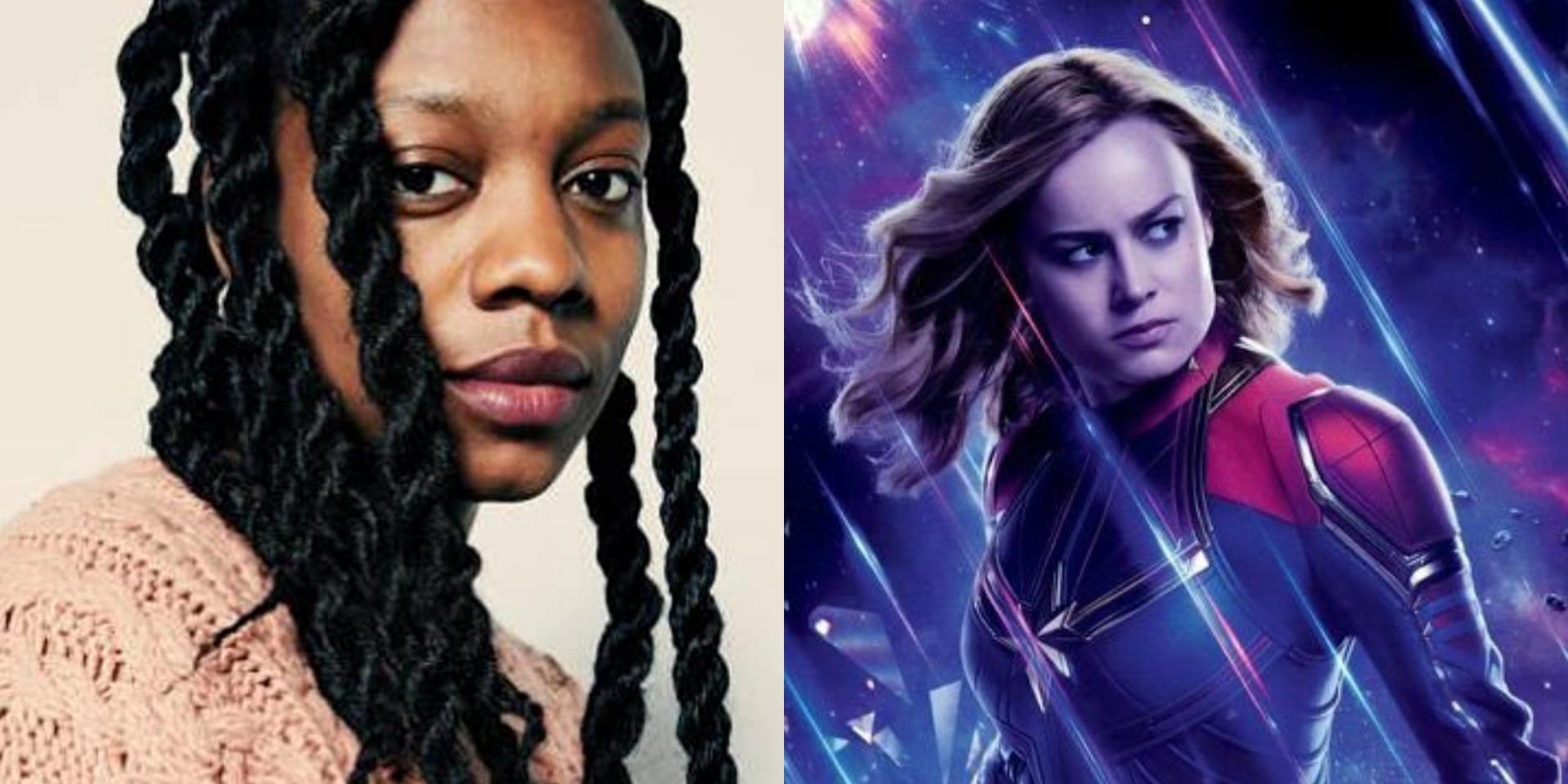 Nia DaCosta vai dirigir Capitã Marvel 2.
