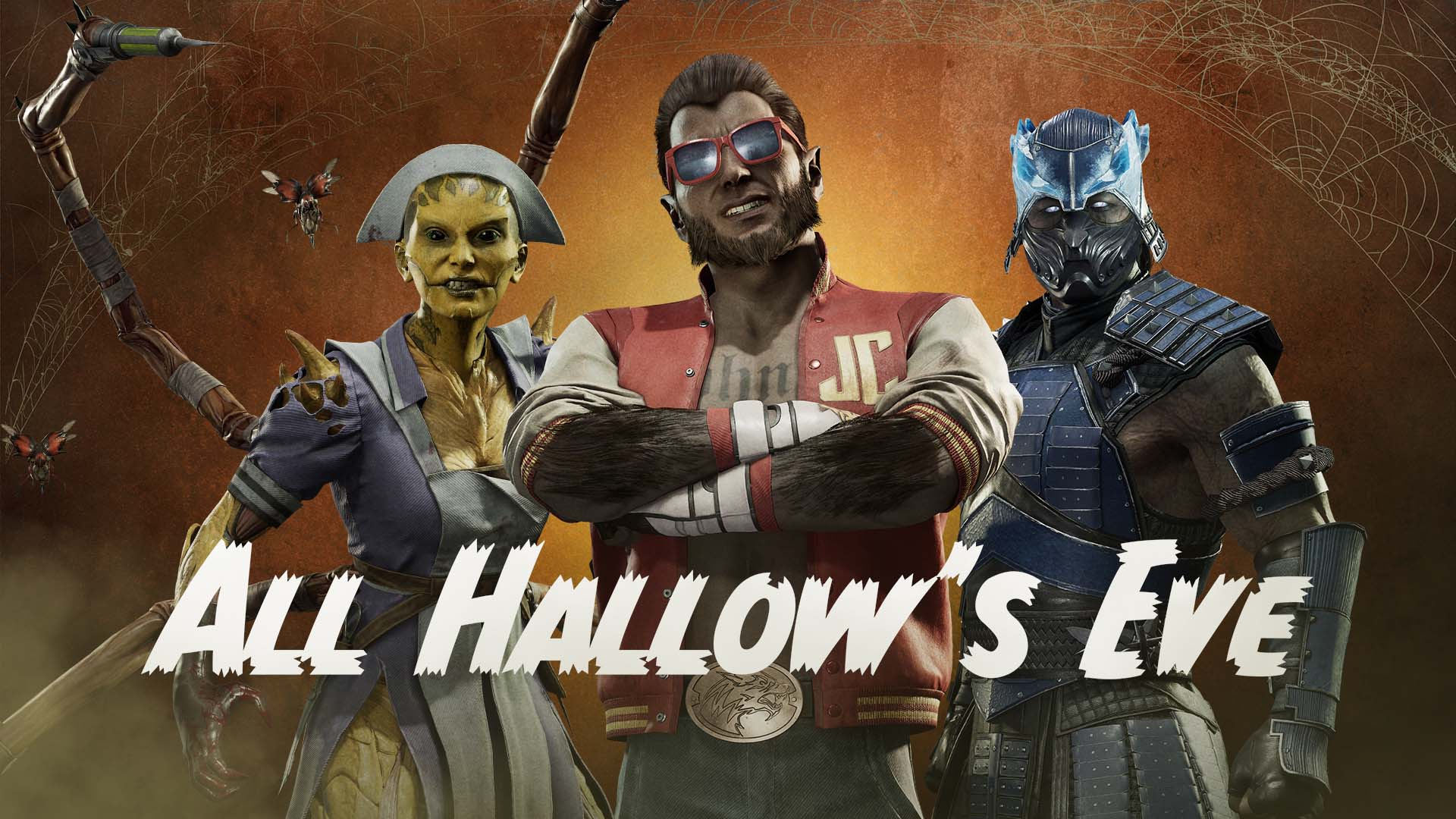 MK11 Aftermath All Hallows' Eve Skin Pack