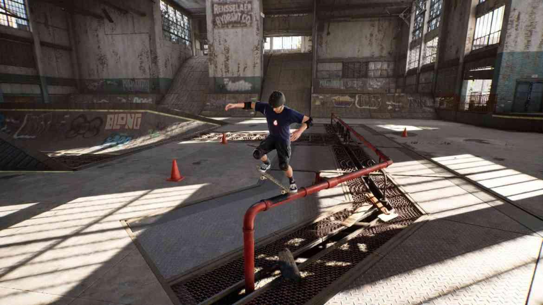 Tony Hawks Pro Skater 12 Screenshots 3
