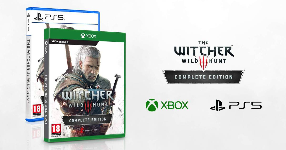 the witcher ps5 xbox series
