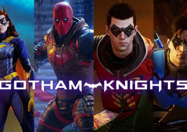 Gotham Knights 7