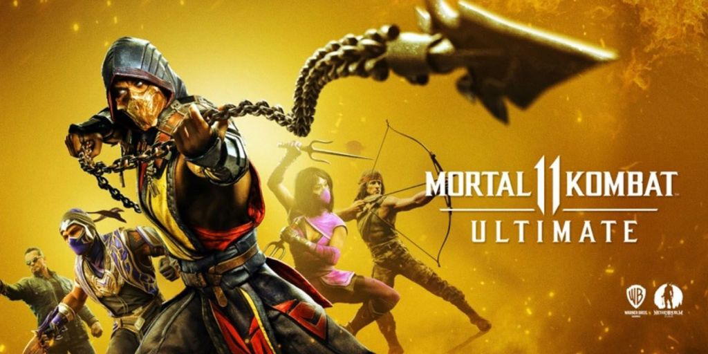 Mortal Kombat 11 Ultimate Free PS5 Xbox Series Upgrade