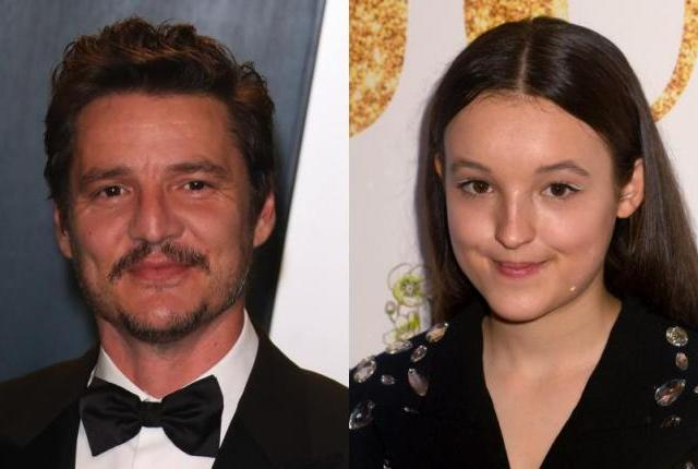 Pedro Pascal and Bella Ramsey