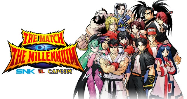 snk vs capcom the match of the millennium switch hero