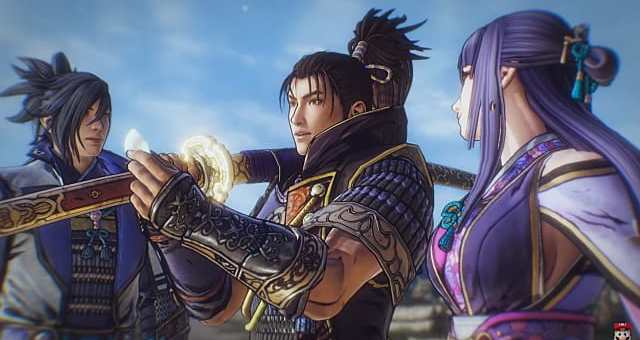 samurai warriors trailer 8529c