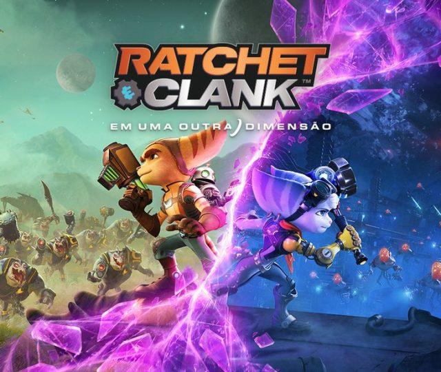 Ratchet Clank Em uma Outra Dimensao