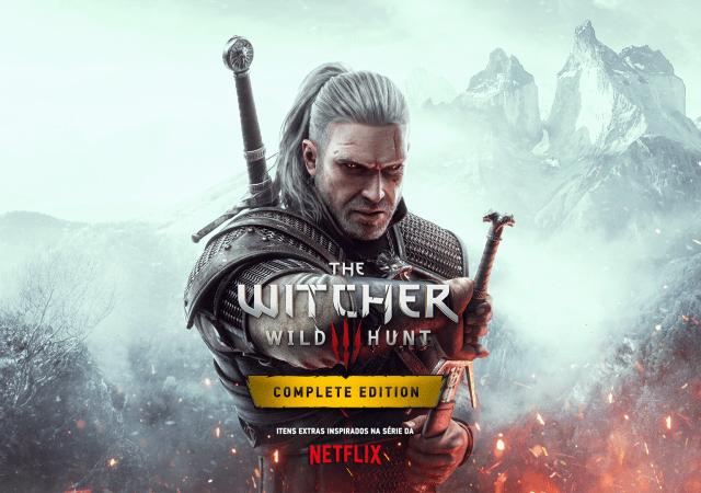 1920x1080 Witcher 3 Next Gen Netflix BR PT