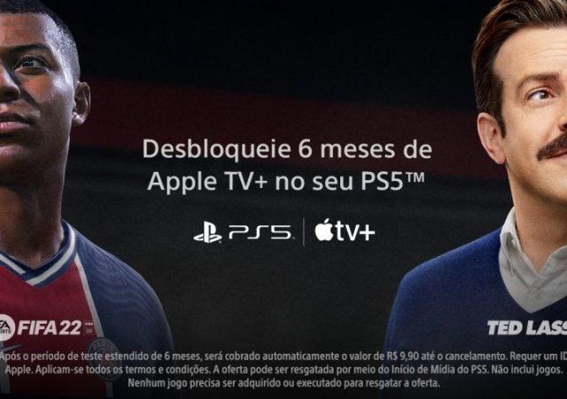 PS5 APPLE TV