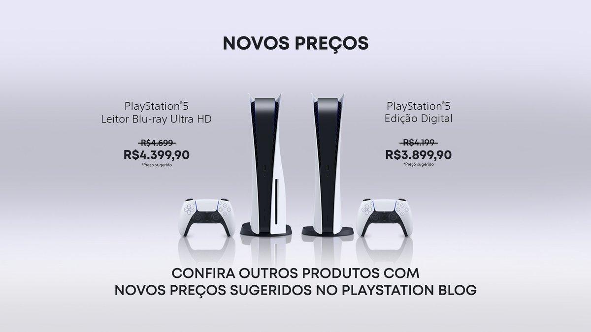 PS5 PRECO