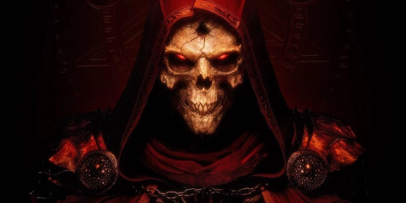 diablo 2 resurrected skeleton