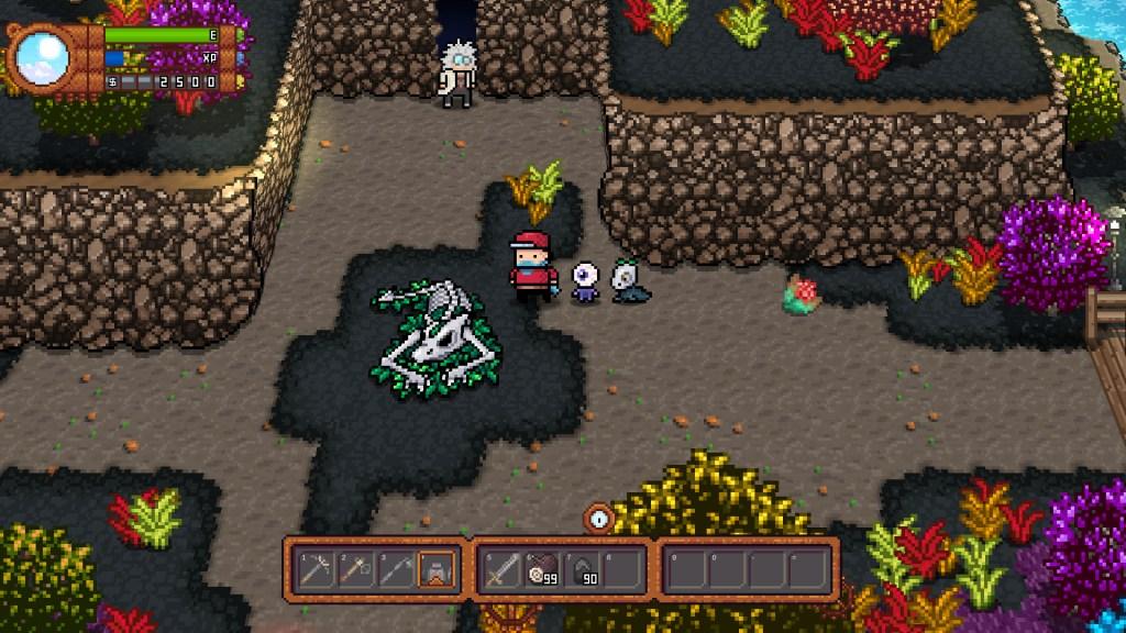 monster harvest 2