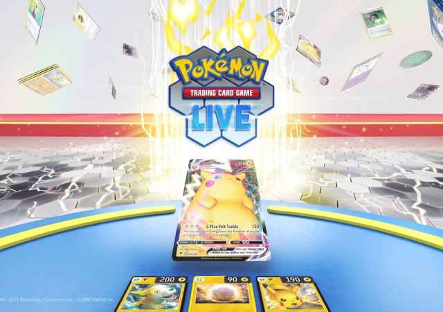 pokemon tcg live nova post 1