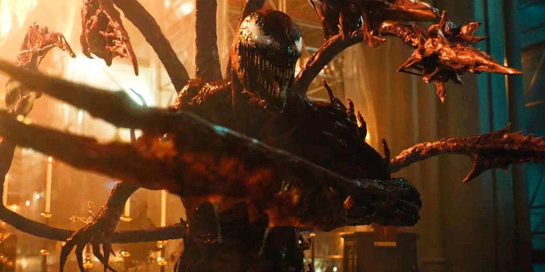 Carnage in Venom 2 Movie Trailer
