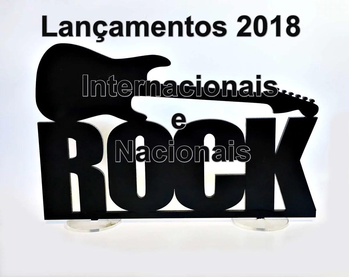 Confira alguns álbuns lançados em 2018 nacionais e internacionais