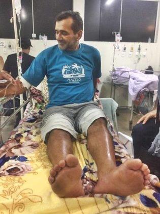 Mulher de secretário de Articulação denuncia: Primo do governador morreu por caos na Saúde