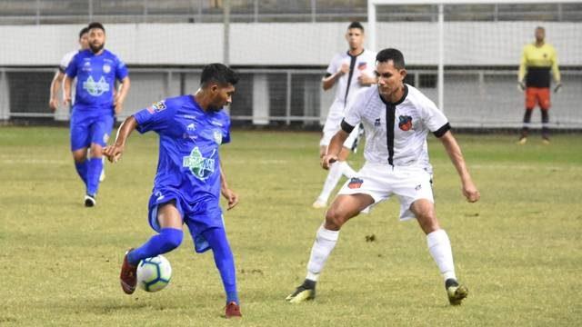 Humaitá empata em 1 a 1 na estreia da Copa Verde