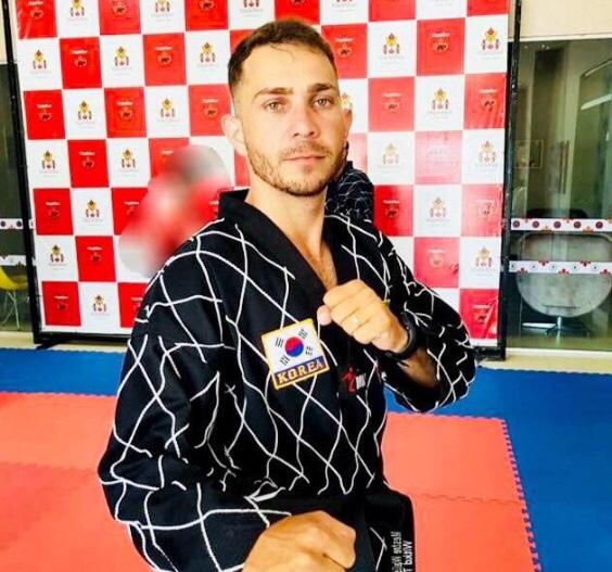 Acreano mestre de taekwondo morre em São Paulo vítima de câncer na cabeça