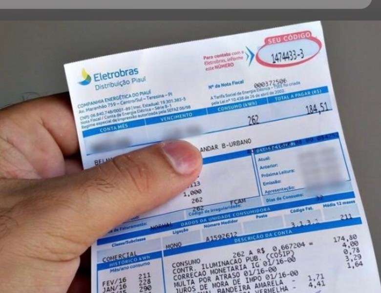 Justiça Federal cancela reajuste superior a 21% na energia elétrica; Energisa terá que devolver dinheiro ao consumidor