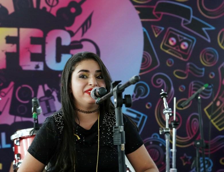 Prefeitura promovenovos talentos,integração e inclusãocom Festival da Canção