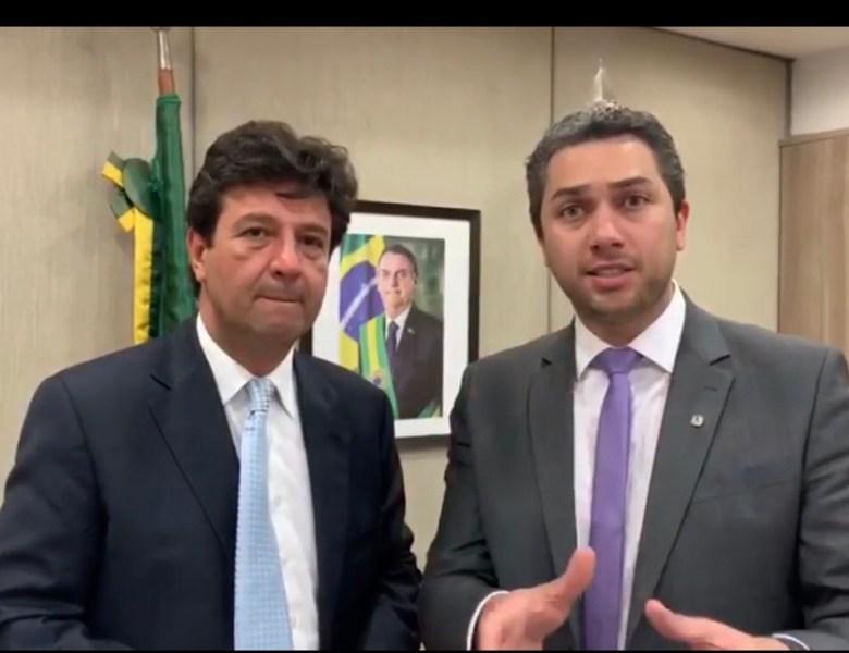 Apontado como responsável pela indicação de coronel para comandar a Fundhacre, ministro da Saúde faz críticas à direção da Santa Casa de Pelotas