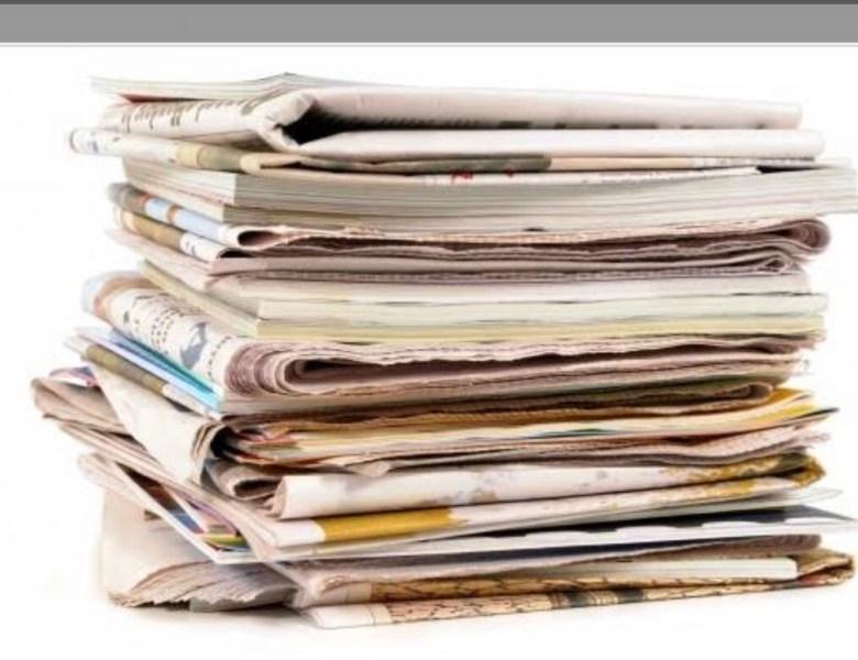 Medida Provisória pode acabar com jornais impressos