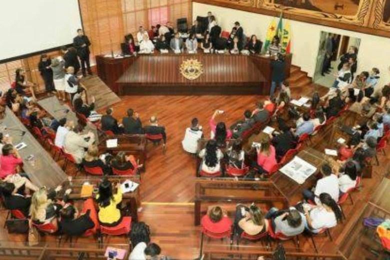 Empréstimo, repartição do ICMS e LDO devem pautar os debates na Aleac esta semana