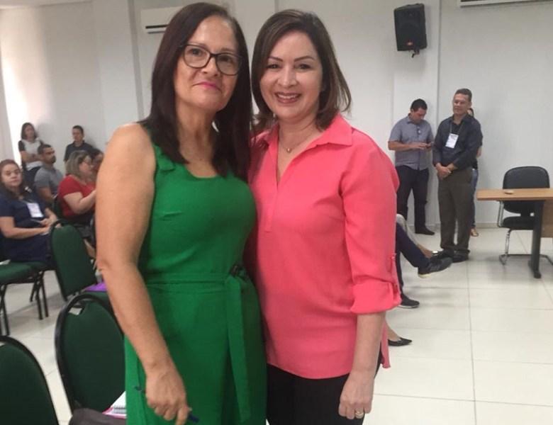 Professora Vômea Maria de Araújo é a nova secretária municipal de Educação