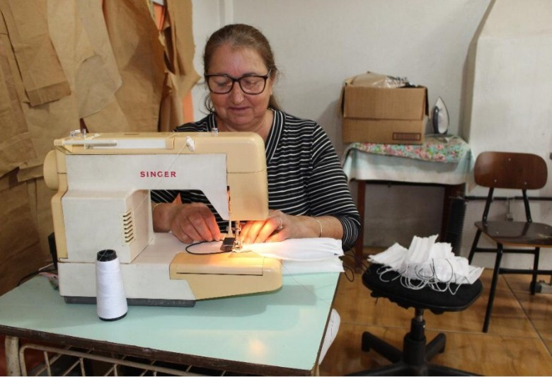 Rodrigo Forneck quer prefeitura comprando máscaras de costureiras de Rio Branco