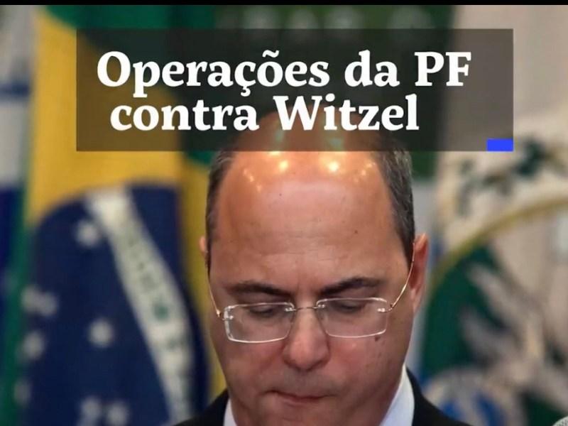 PF do Rio vira Gestapo de Bolsonaro: Operação Placebo é o batom cueca