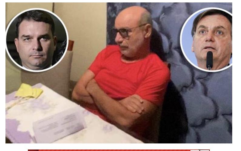 Assista ao vídeo do momento em que Fabrício Queiroz foi preso em imagens da Polícia Civil de São Paulo