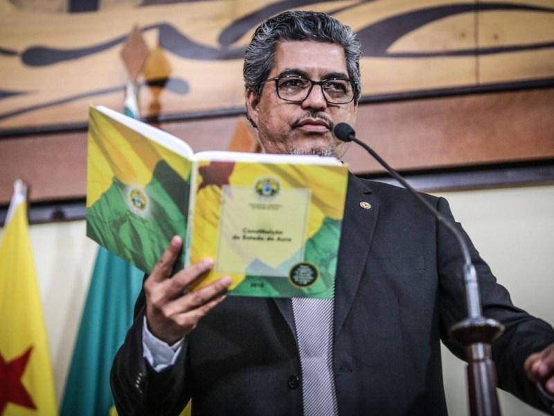 Edvaldo defende pagamento diferenciado do ICMS pelos comerciantes afetados pela pandemia