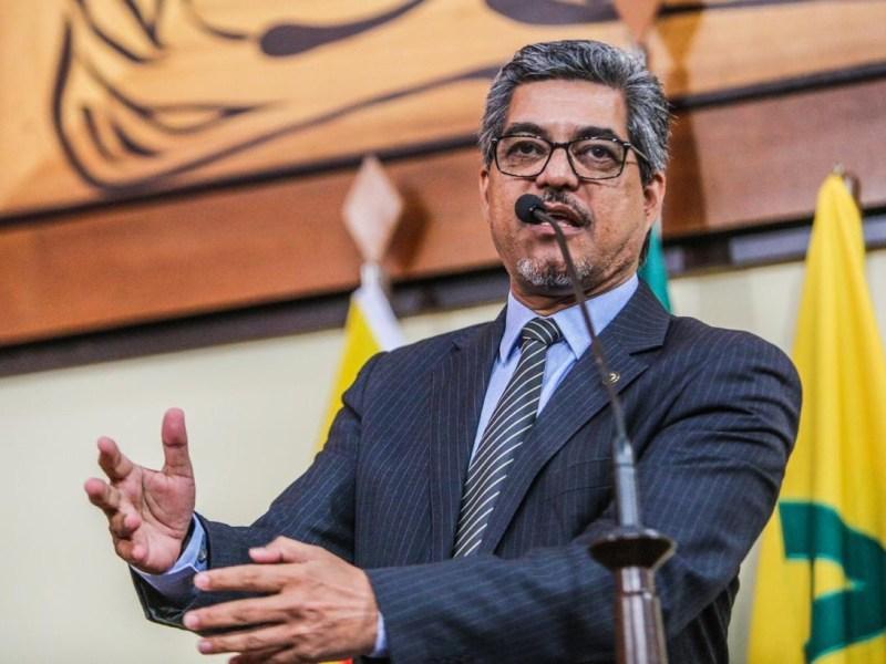 Edvaldo Magalhães pede urgência na apreciação de decreto para sustar efeitos do Avancard