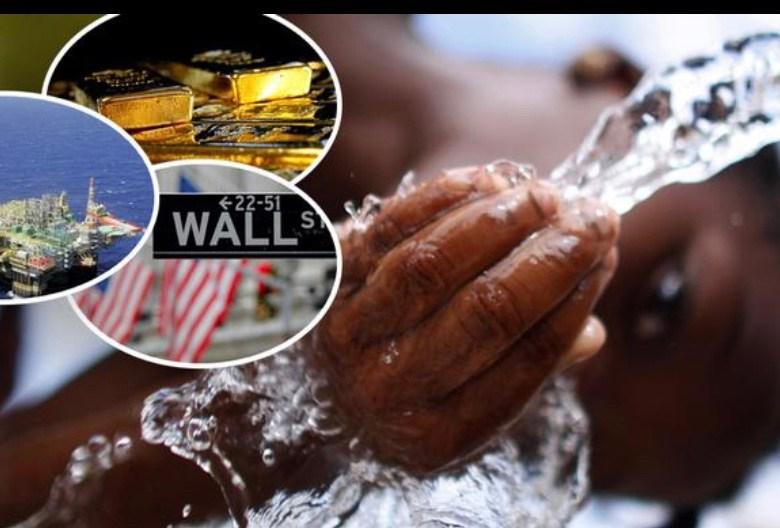 Recurso cada vez mais escasso, água será negociada como ouro e petróleo em Wall Street
