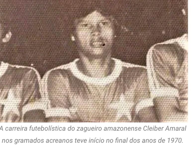 Vítima de covid-19, morre o ex-zagueiro Cleiber Amaral