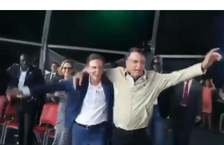 Vídeo: Crivella, o amigo de Bolsonaro, foi preso; Oh Glória!