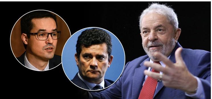 Leia os novos diálogos entre Moro e Dallagnol, que provam conluio contra Lula e diversos réus da Lava Jato