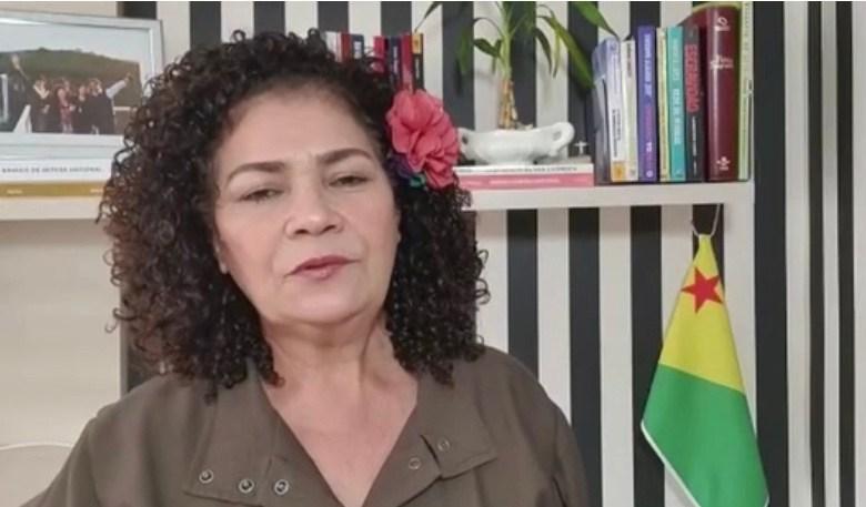 """""""O deputado Daniel Silveira, preso em flagrante pelo STF, confunde imunidade parlamentar com impunidade"""", diz Perpétua Almeida"""