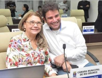 Gladson Cameli exonera esposo da vereadora Lene Petecão sem comunicação prévia