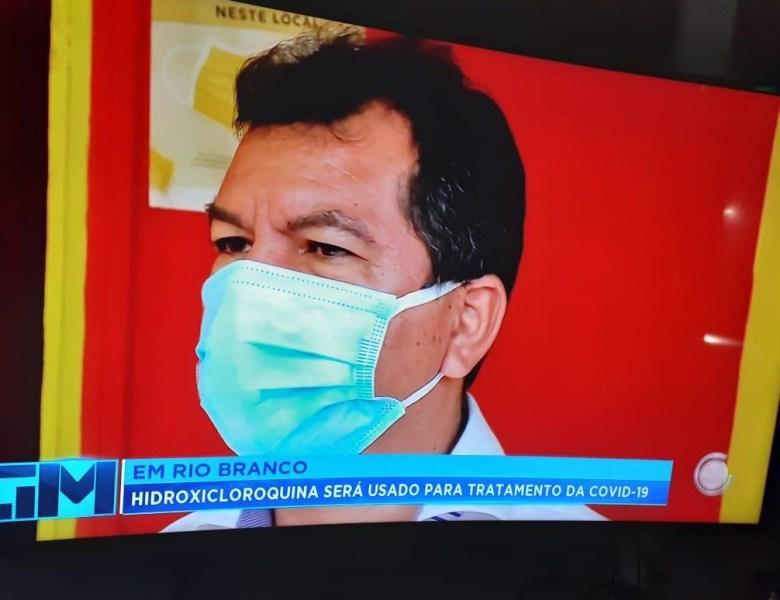 VÍDEO: Na prefeitura do negacionista Bocalom, secretário de Saúde insiste na história de tratamento precoce contra Covid