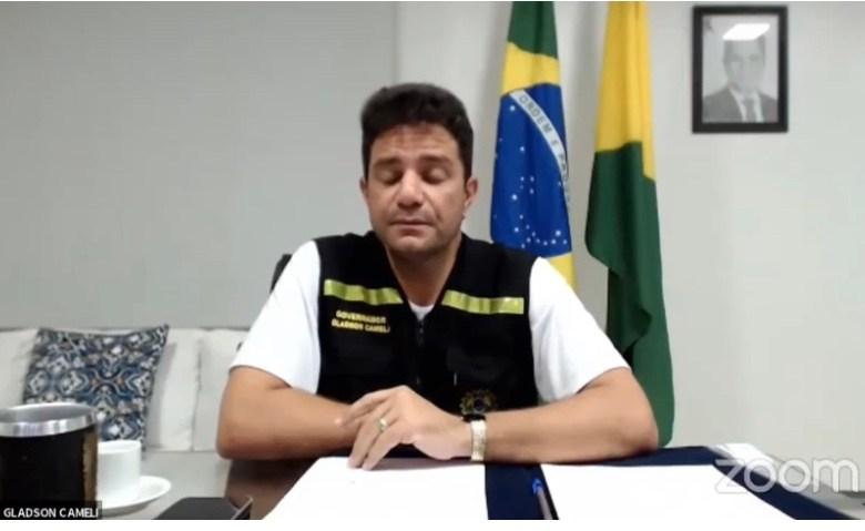 VÍDEO: Bolsonarista, Gladson Cameli procura governador comunista Flávio Dino para se informar sobre compra da vacina russa