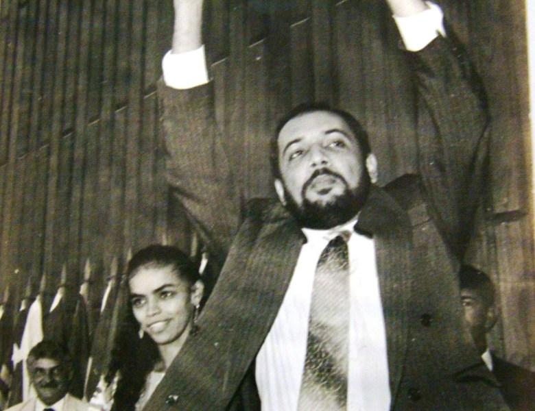 Sérgio Taboada foi um dos políticos locais mais influentes  na luta pela redemocratização