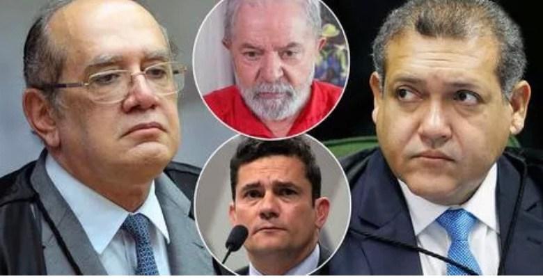 Gilmar Mendes coloca julgamento da suspeição de Moro na pauta desta terça da Segunda Turma do STF
