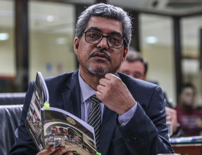 Edvaldo Magalhães denuncia atuação da Fênix no não repasse do dinheiro de parcelas às financeiras