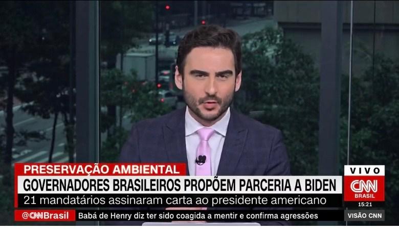 Gladson e mais 21 governadores brasileiros enviam carta a Biden propondo parceria para preservação ambiental
