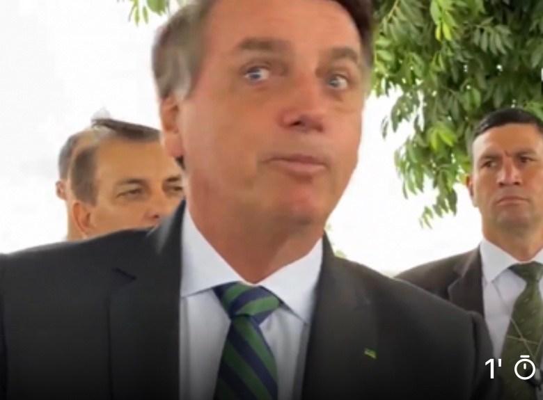 VÍDEO – Bolsonaro compara PT a Jesus: 'Dividiu o pão e deu uma desaparecidinha'