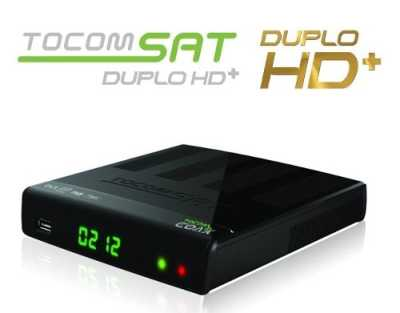 TOCOMSAT DUPLO HD +